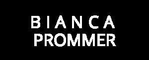 Dieses Bild zeigt das Logo von Autorin Bianca Prommer in weiß