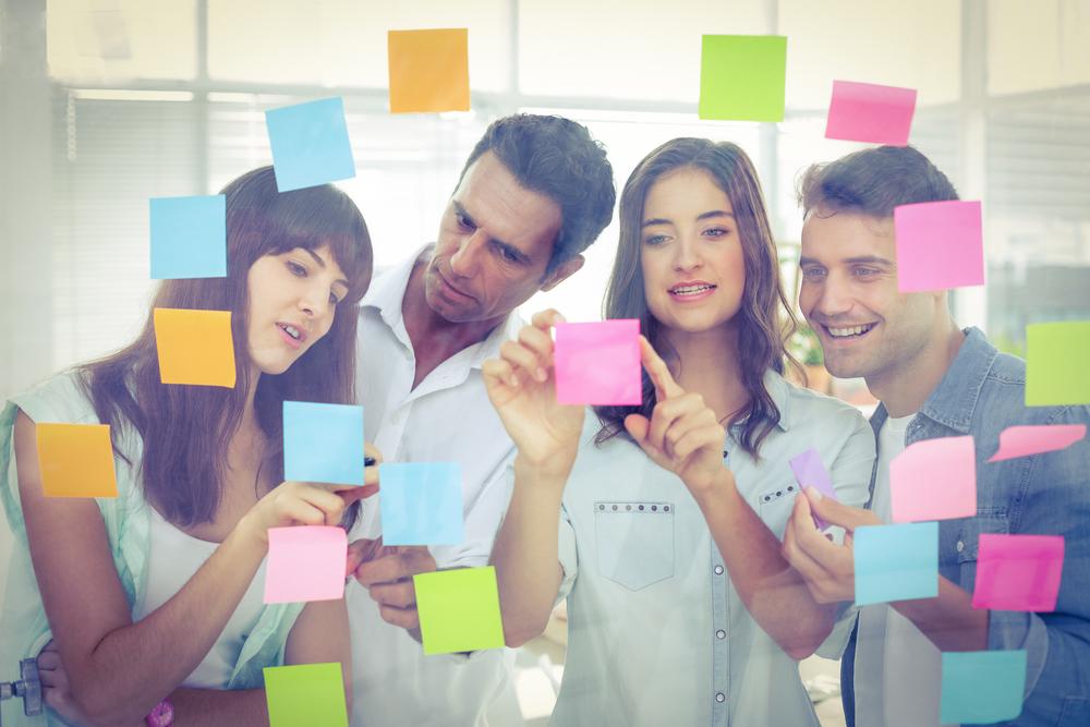 Innovation Facilitator für Mitarbeiter